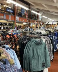 Ski and snowboard and winter apparel for men, women and children at Helm of Sun Valley in San Jose and Capitola