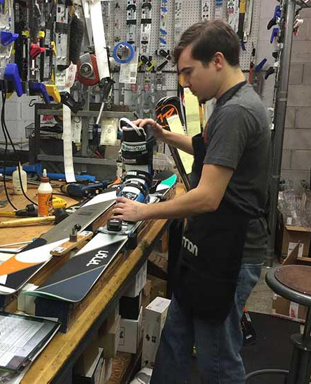 expert ski tuning at helm of sun valley in San Jose and Capitola